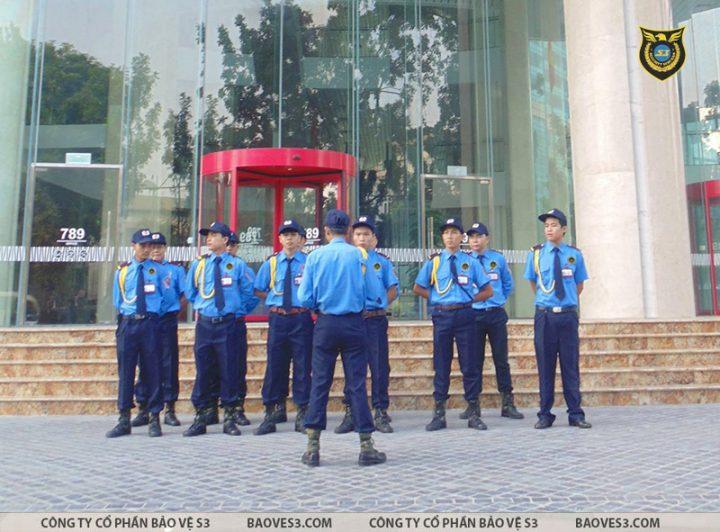 Công ty dịch vụ bảo vệ tại Hà Đông