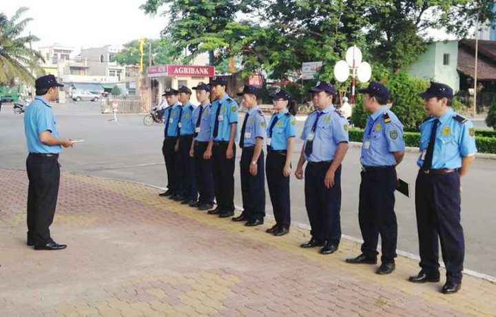 Dịch vụ bảo vệ tại Điện Biên