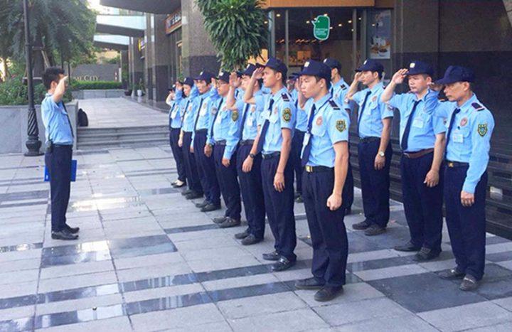 Dịch vụ bảo vệ tại Sơn La