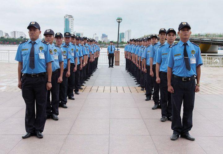 Dịch vụ bảo vệ tại Hải Dương