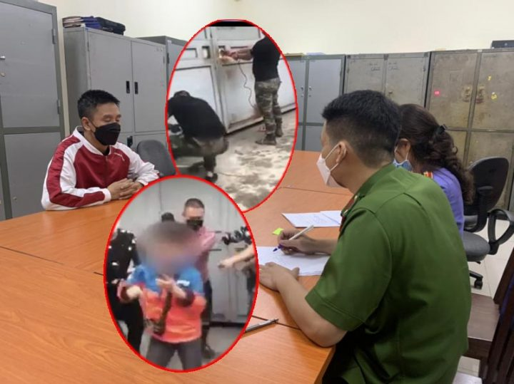 Triệu tập để điều tra nhóm bảo vệ đập phá nhà dân ở Hà Nội